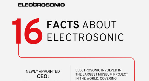 16 Facts You May Not Know About Electrosonic