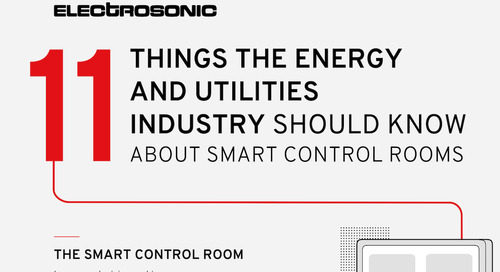 11 Things the Energy and Utilities Industry Should Know About Smart Control Rooms