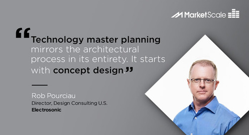The Future of Technology In Design is Here. We Call it Technology Master Planning (New Podcast)