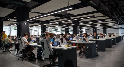 4 Things You Need to Know About the Changing Face of the Traditional Workplace