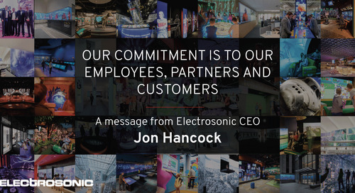 ANNOUNCEMENT TO OUR CUSTOMERS AND PARTNERS