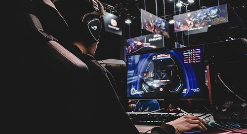 Fast Growing Esports Market a Perfect Fit for the Immersive Experience