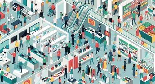 Reinventing Spaces: Retailtainment