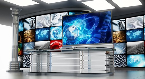 What are the Benefits of Digital Communications and Media Walls?