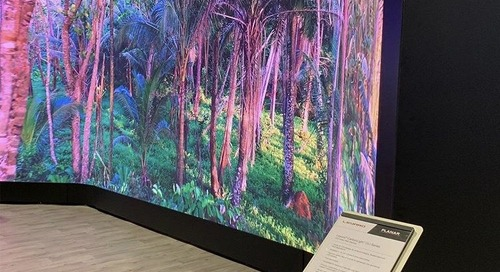 Electrosonic at InfoComm 2019: Showstopping Exhibits and an Illuminating Session