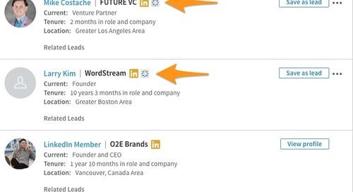 17 LinkedIn Sales Navigator Secrets All the Best Prospectors Know