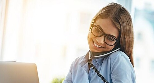 The Top Questions to Ask & Avoid During a Phone Interview [Infographic]
