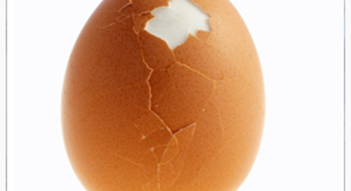 Are you causing a crack in the corporate IT's 'egg-shell' security?