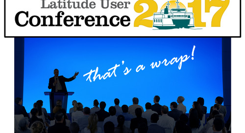 Another Successful Latitude User Conference for the Books!