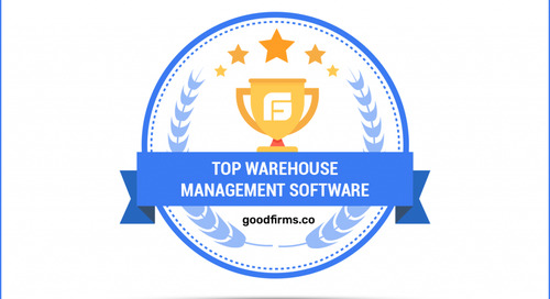 Latitude WMS Awarded Title of Top WMS Software