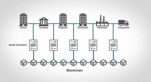 Blockchain in Construction: 4 Ways It Could Revolutionize the Industry
