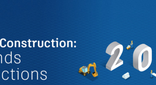 2020 Construction Trends: Here's What You Need to Know