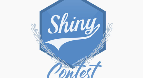 Winners of the 1st Shiny Contest