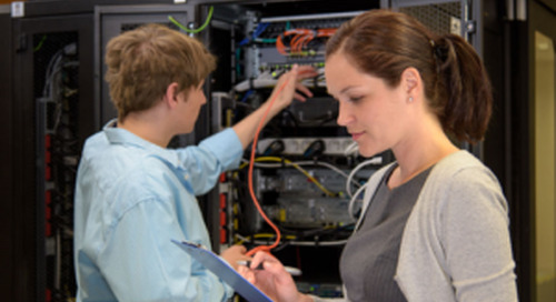 Focus on Employee Training to Keep Data Center Operations Costs in Check