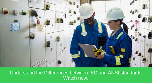 IEC vs ANSI Switchgear – Understanding the Global Standards