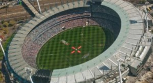 Iconic Sports Venue and EcoXpert Win the Game of Efficiency