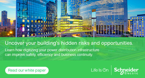 How digitizing your critical power distribution delivers a fast and massive ROI