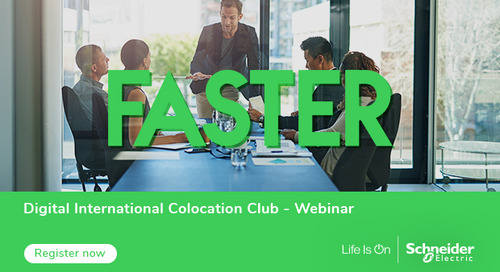 Webinar: How Prefabricated Data Centers Help Colocation Providers Keep up With Demand for Capacity