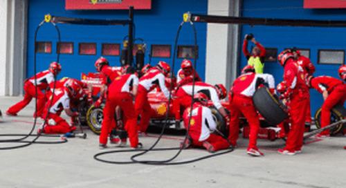 Critical Data Center Operations vs. Facilities Management: Like Formula 1 vs. Your Local Garage