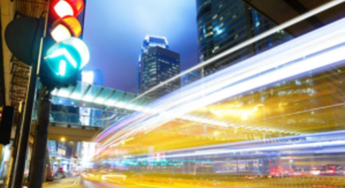 Why Traffic Signal Industrial Edge Applications Require Ruggedized Power Protection Systems