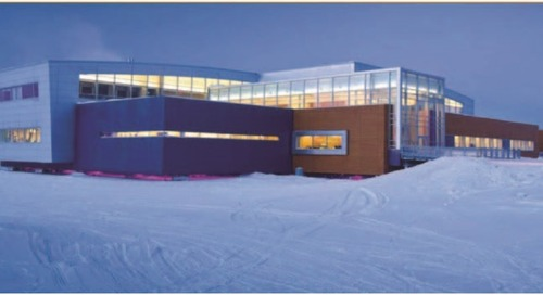 NetShelter CX gets Alaska's New Memorial Hospital up and running quicker