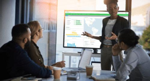 A importância da gestão de dados de consumo de energia e outros insumos para o seu negócio