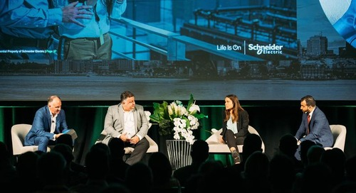Schneider Electric tells industry: 'Dare to Disrupt'