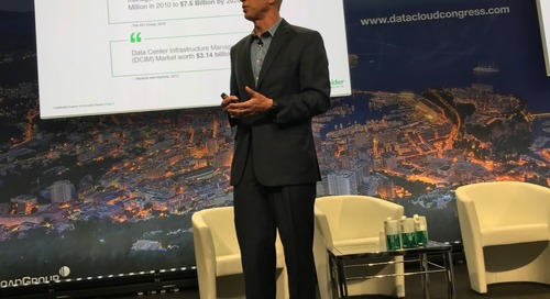 Datacloud Global Congress 2019: Focused on Next Generation DCIM, AI, and Edge Computing