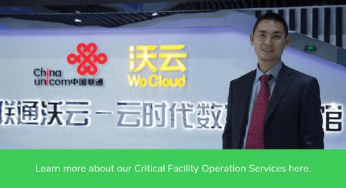 China Unicom: Zero operational interruptions through 24/7 services support