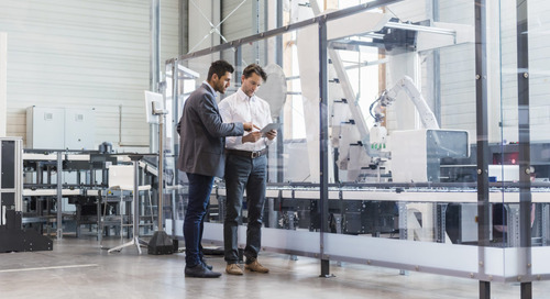 The Secret Sauce for Industry 4.0 – the Micro Data Center at the Local Edge