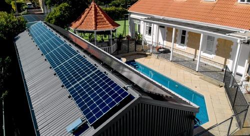 Schneider's solar-ready steps for builders