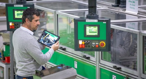 5G will Drive Heavy Adoption of Edge Computing in Industry 4.0 Manufacturing Technologies