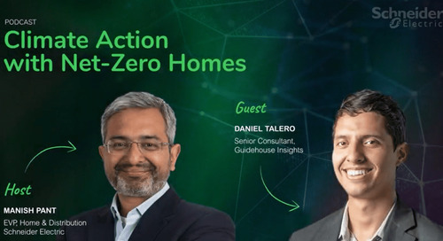 [Podcast Series] Road to Net-Zero Homes with Home Energy Management Systems