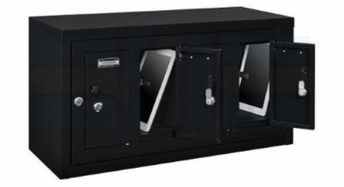Tablet Phone Wall Lockers | Storage Cabinets Key Padlock Compartments