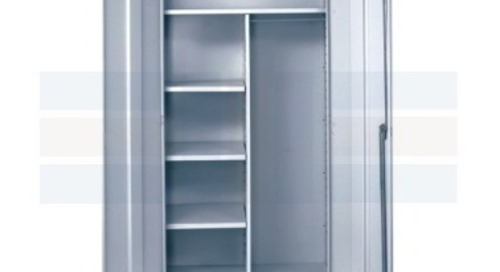 12 Cabinets for Antimicrobial Rustproof Industrial & Business Storage