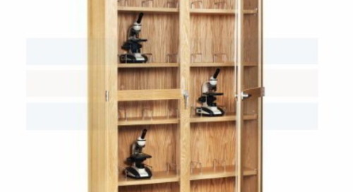 School Storage Solutions for Learning Labs Libraries & Classrooms