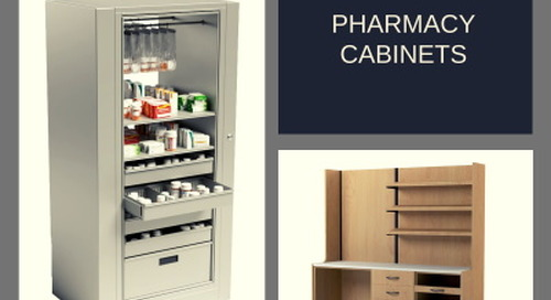 Four Types of Pharmacy Storage Solutions to Improve Efficiency