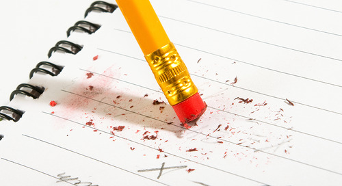 Why Learning From Mistakes Is Your No-Fail Way Out Of Future Setbacks