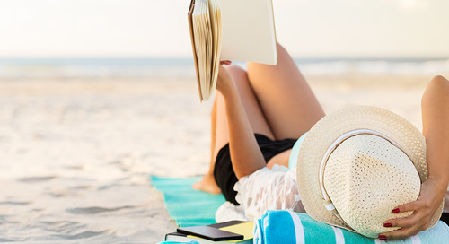 5 Books To Put On Your Summer Reading List