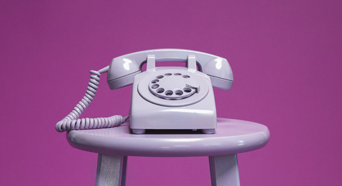 Analogue phone or IP telephone – what's the difference?