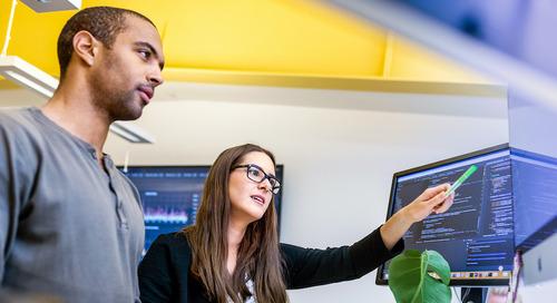 Förbättra servicen i kontaktcenter med en kundvänligare lösning