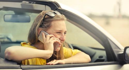 Resa med företagsmobil – hur funkar det?