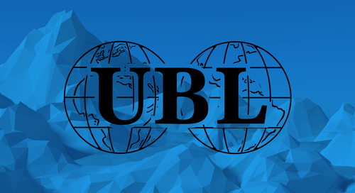 UBL is an ISO international standard, so now what?