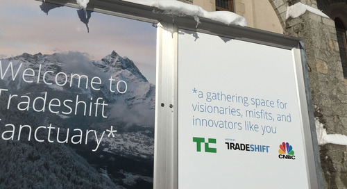 Why I'm in Davos – and why you should join me