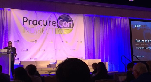 Tradeshift CEO Christian Lanng on the future of procurement [ProcureCon keynote recap]