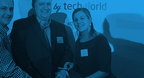 NHS SBS and Tradeshift take home 'Best Innovation in the Public Sector' Techie award