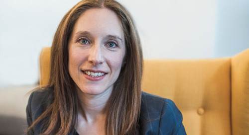 Welcome Melissa Gordon, Tradeshift SVP and GM of Enterprise Platform