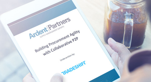 How collaboration with stakeholders that touch your procure-to-pay process makes you more agile