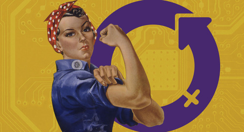 Celebrating women leaders in tech and procurement