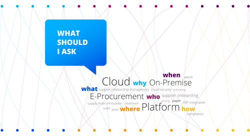 The top questions you should ask when moving your procure-to-pay solution to the cloud